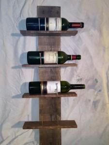 Remade Wine Rack