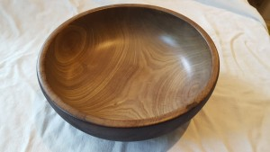 remade bowl from top