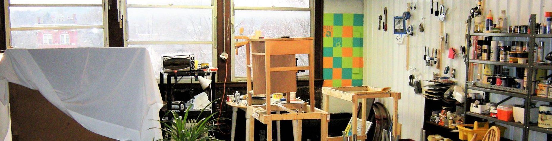 Recreated: The Studio